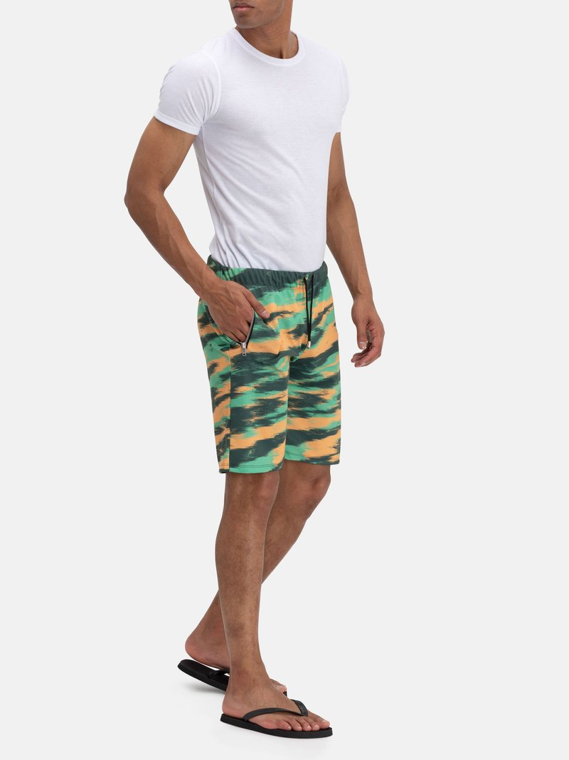 gym shorts men