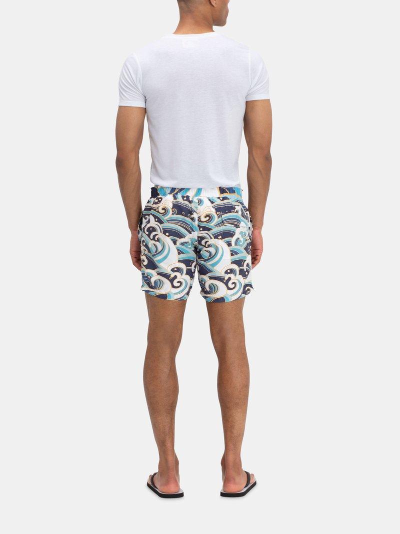 design your own custom slim fit shorts Ireland
