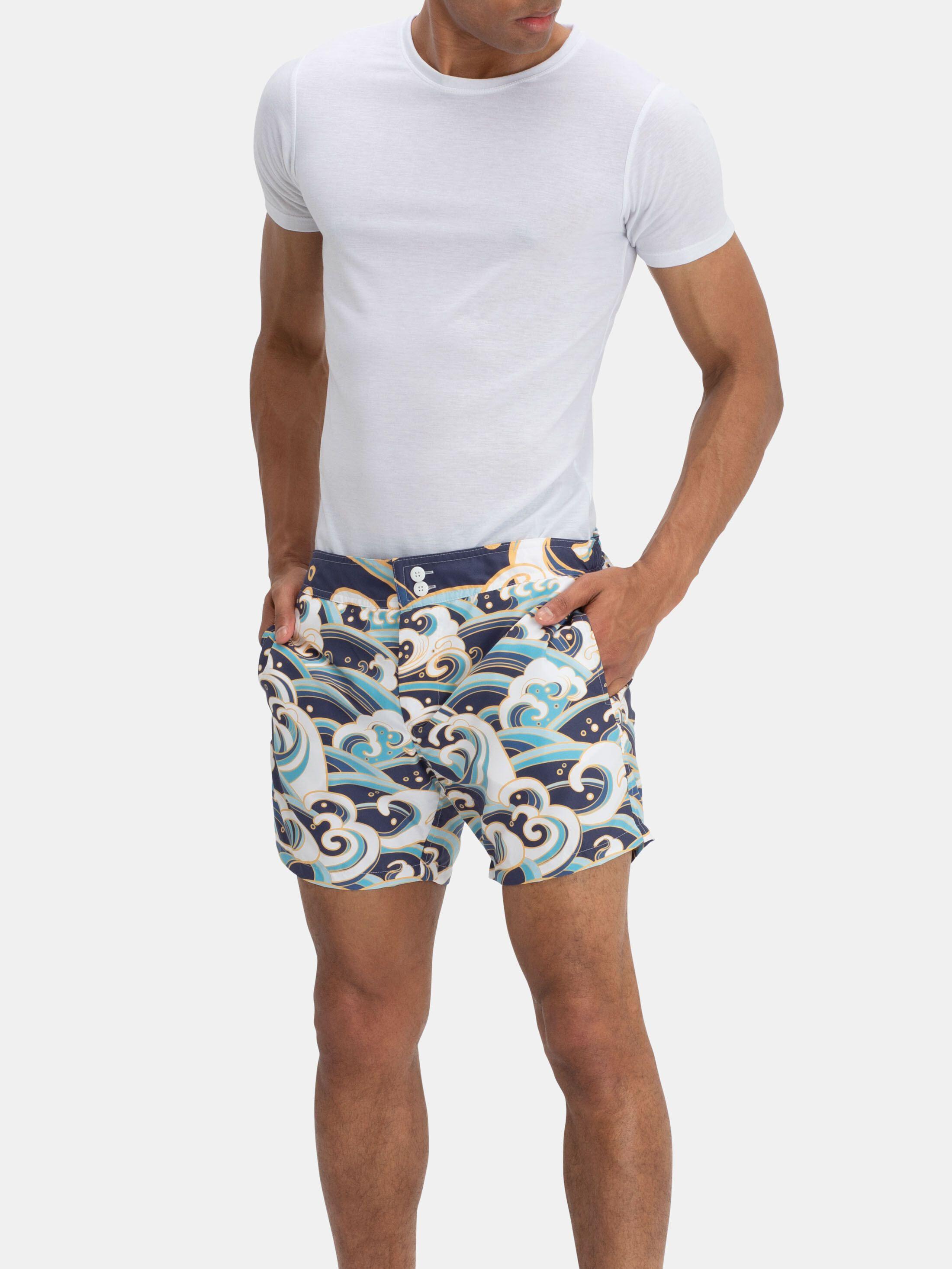 custom quick dry shorts IE