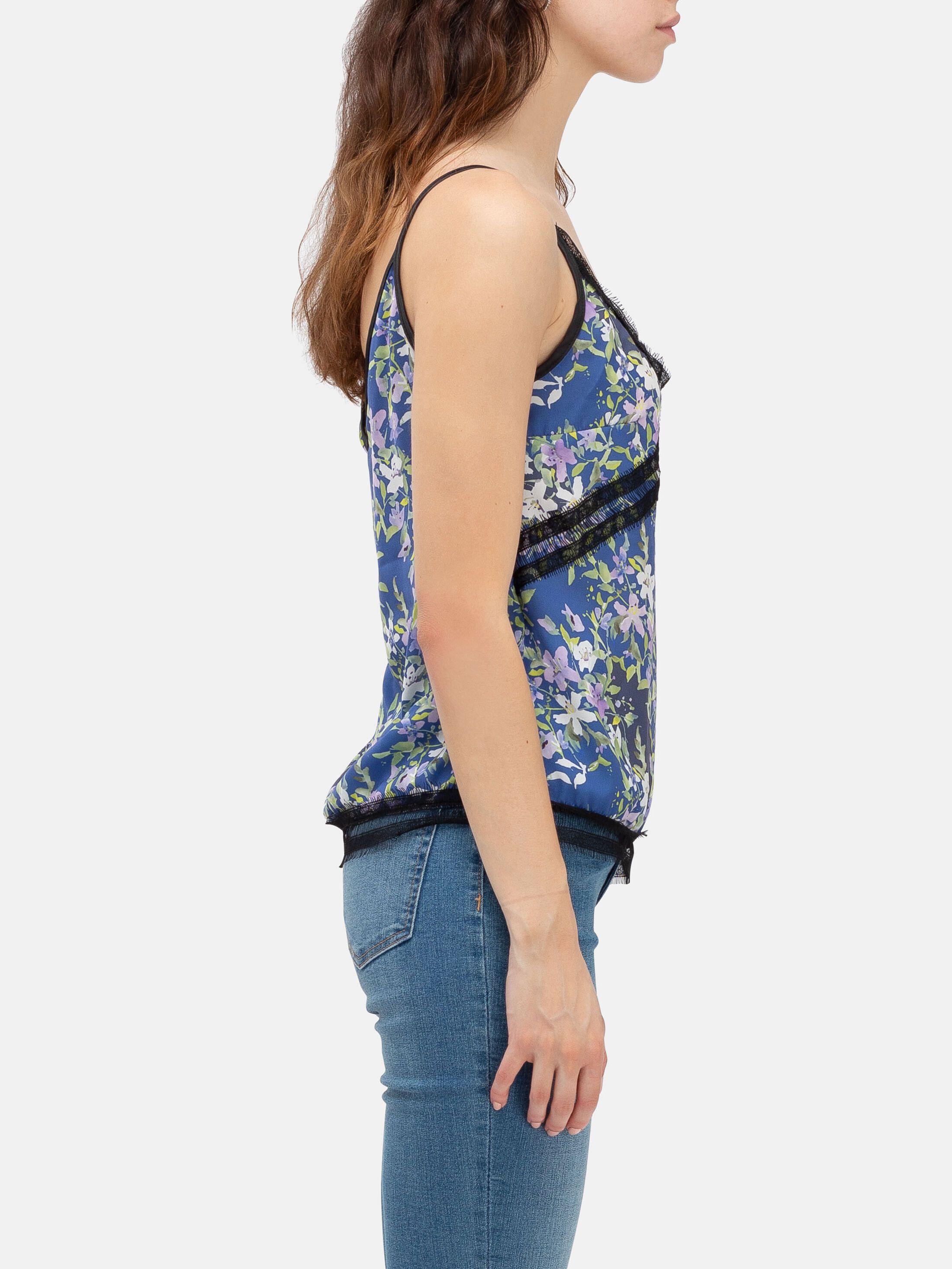 custom printed camisole