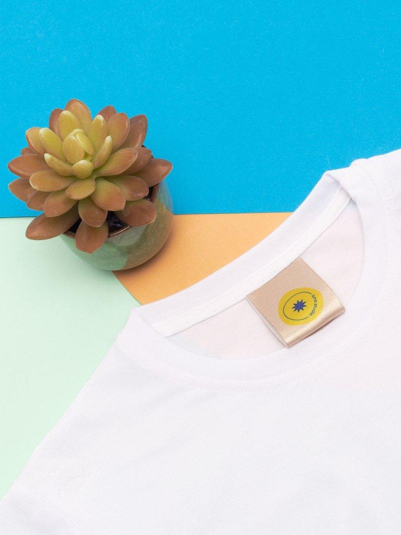 Etichetta personalizzata per vestiti
