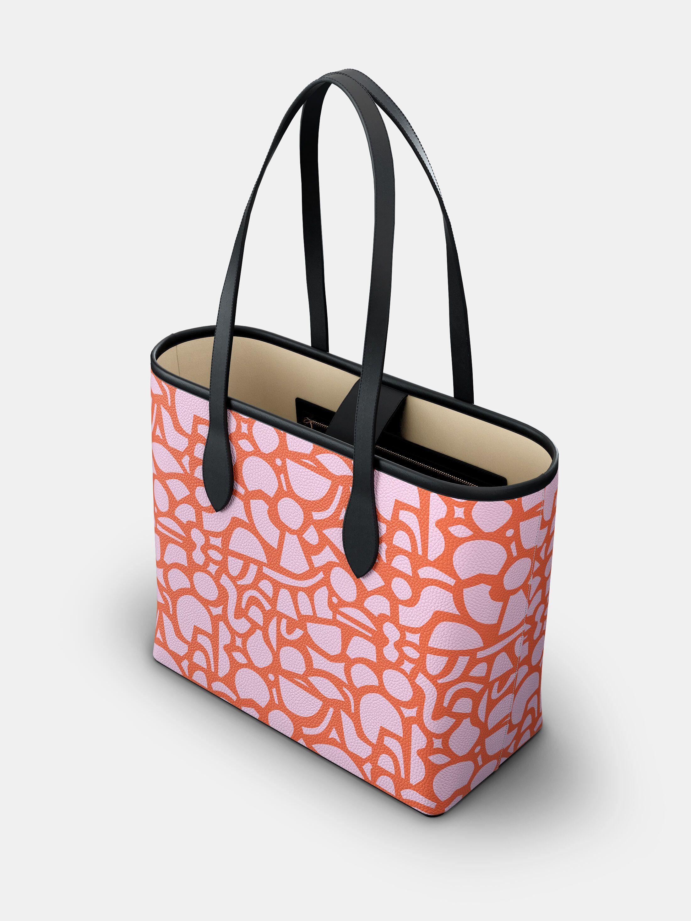 Customizable City Tote Bag