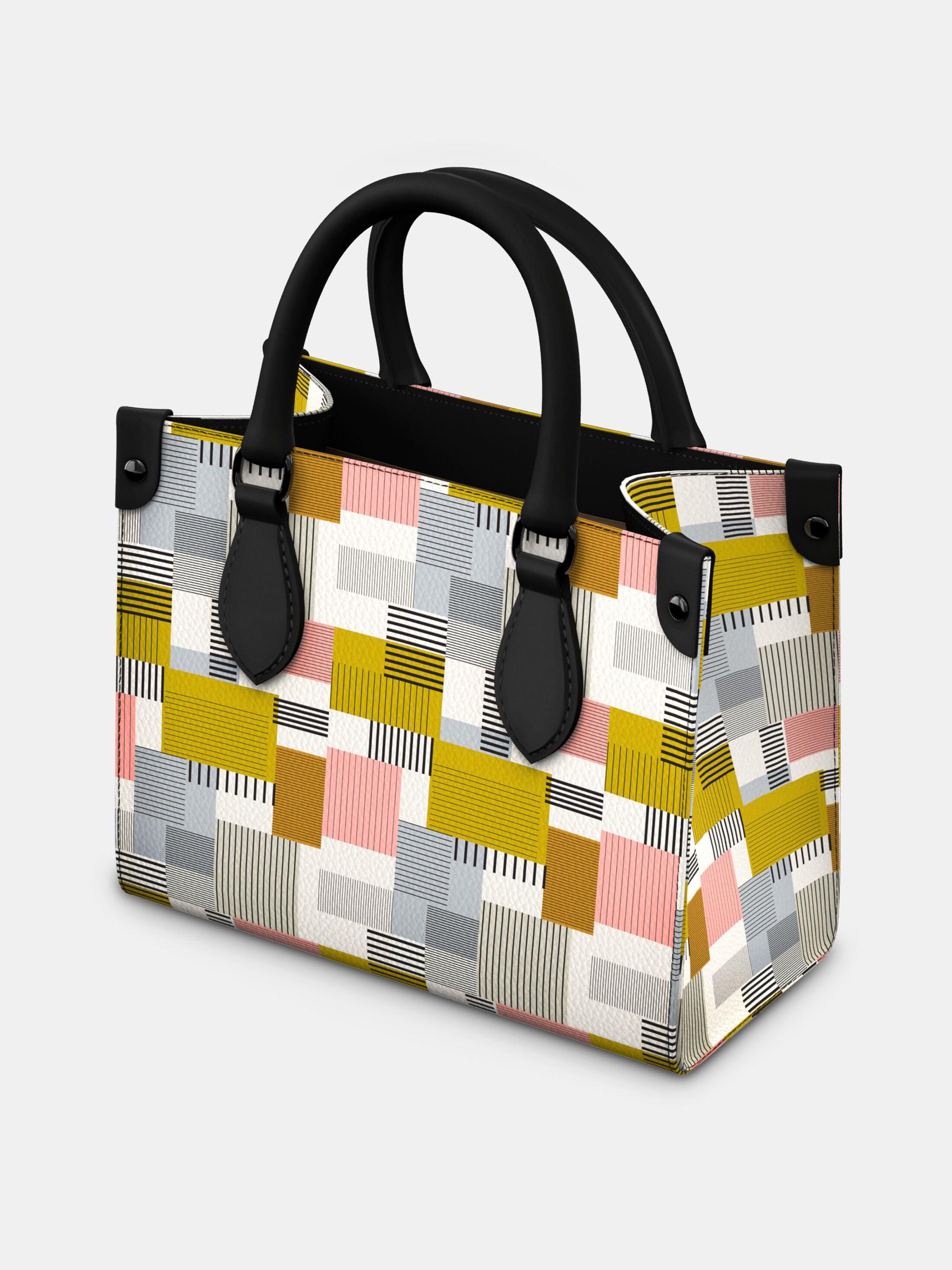 Custom Mini Shopper Bag design