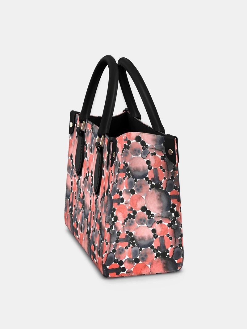 Custom Mini Shopper Bag side