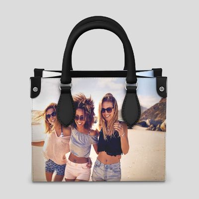 Personalised mini shopper bag