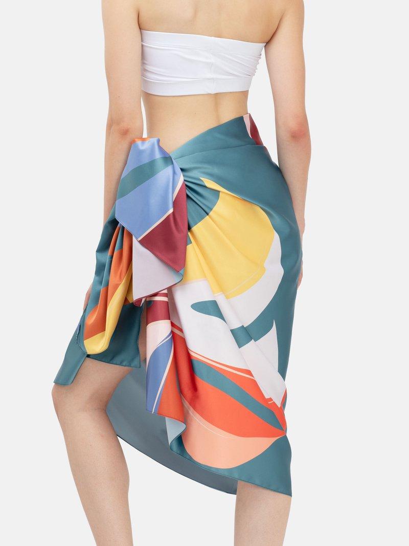 Beach Sarong Made With Your Design