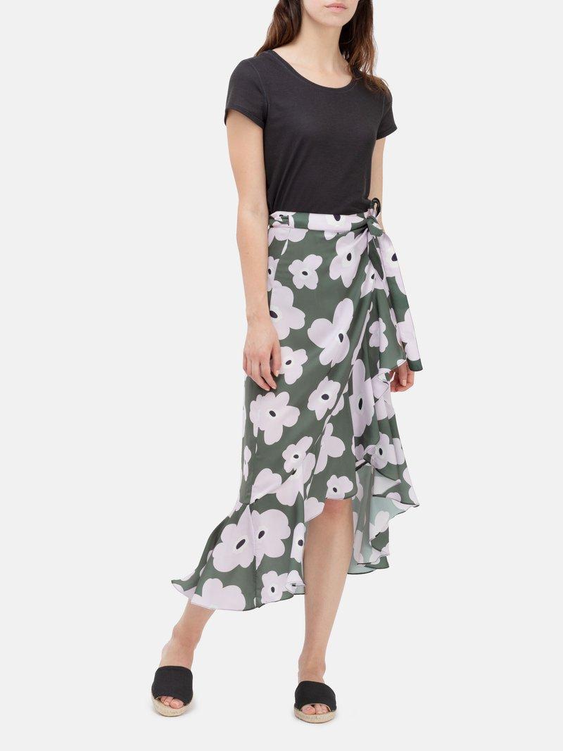 Custom Flounce Skirts