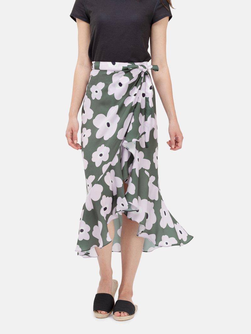 Print Your Design on Flouncy Skirt