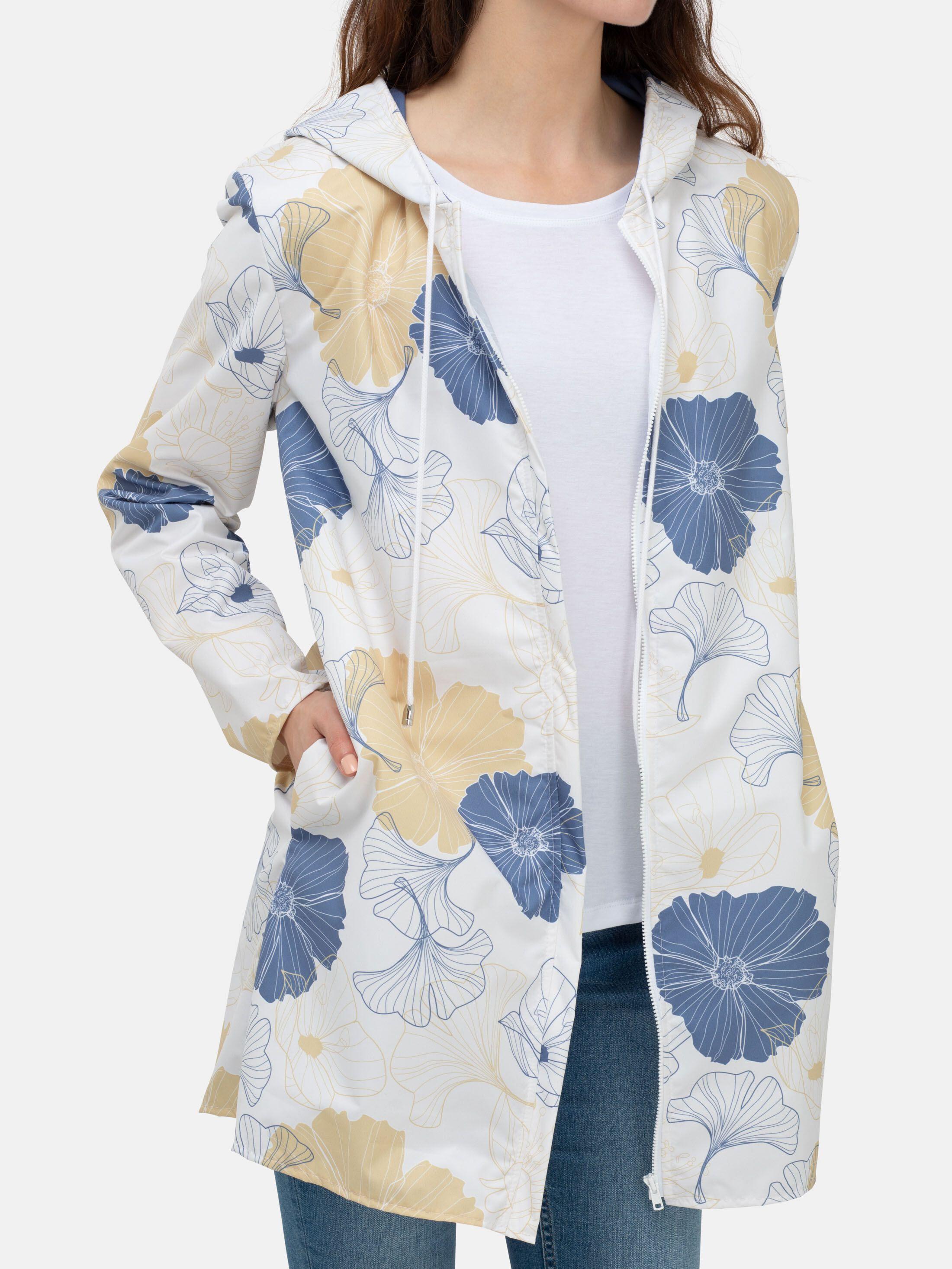 Design Printed Rain Jackets