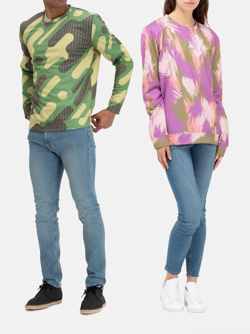personalized unisex sweatshirt