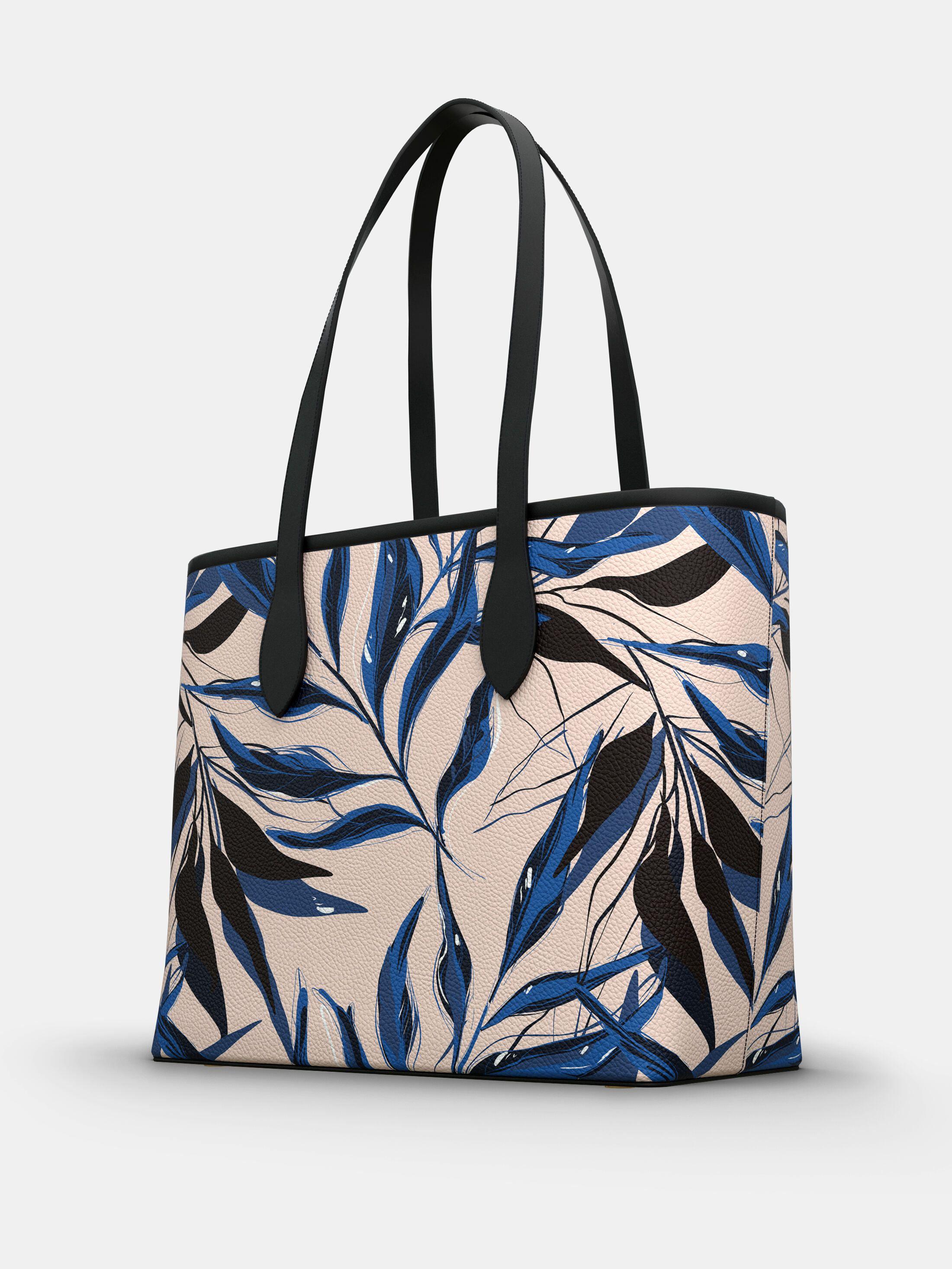 printable City Tote Bag design