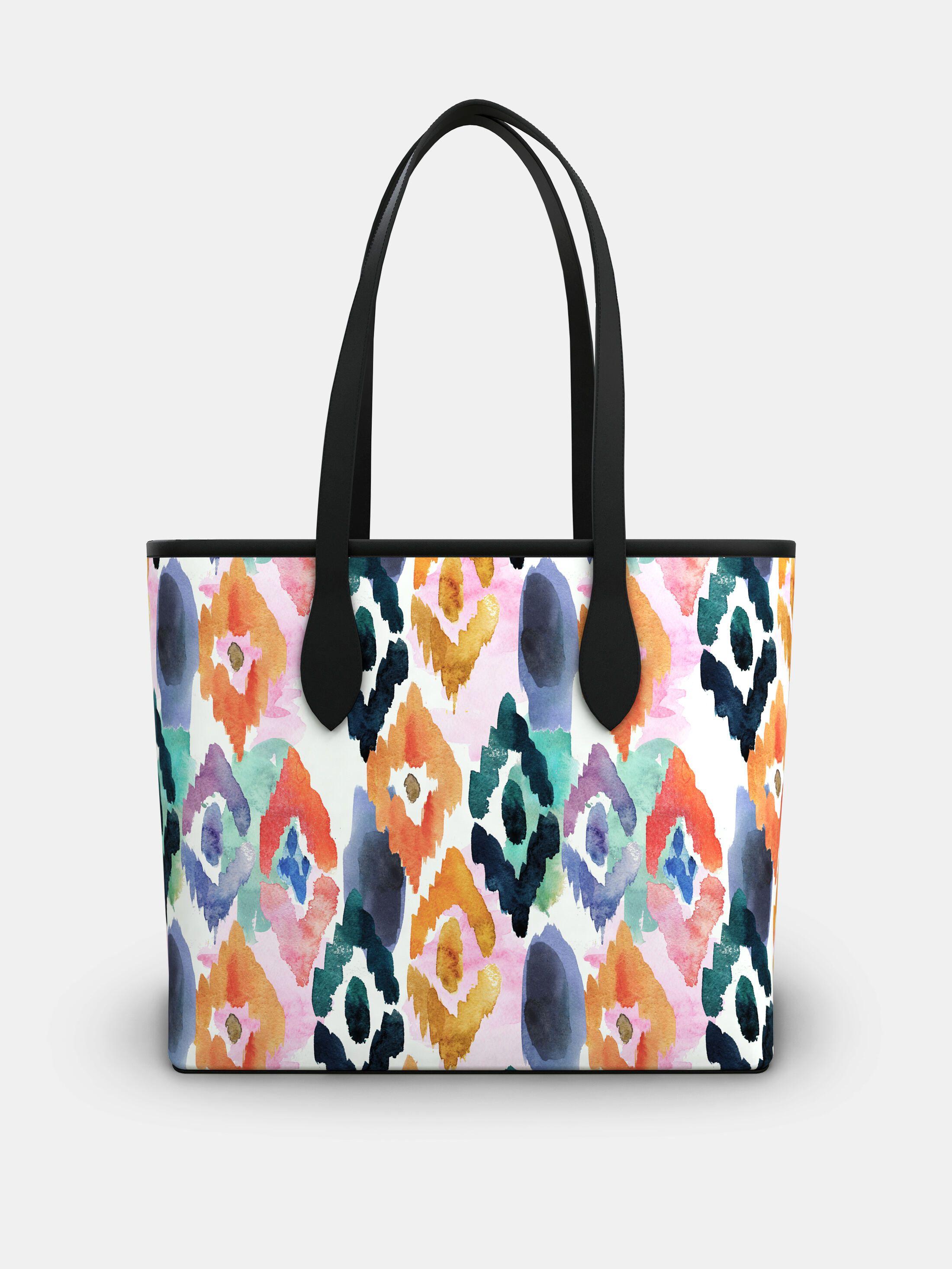 Custom City Tote Bag