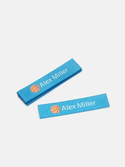 printing name labels