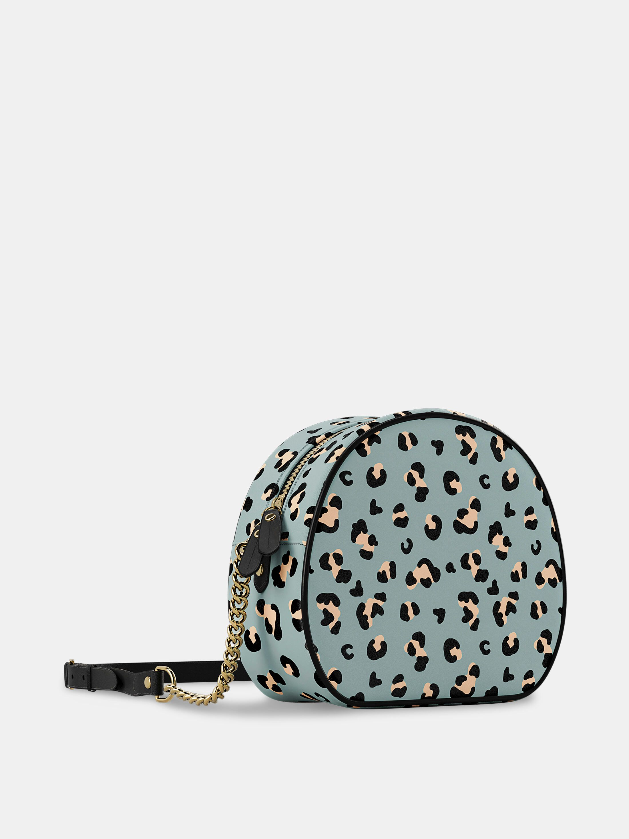 design your own circle bag