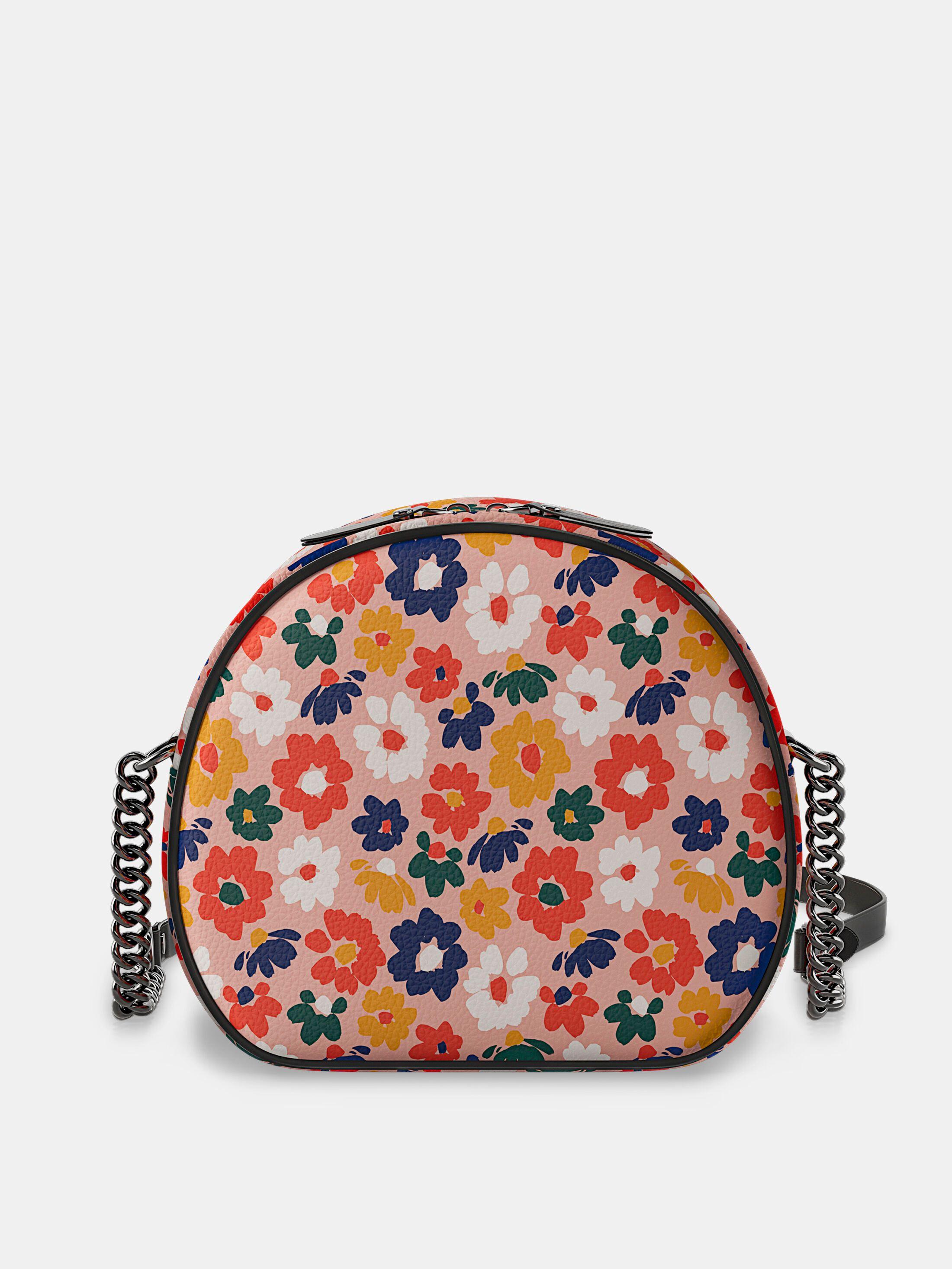 custom circle bag
