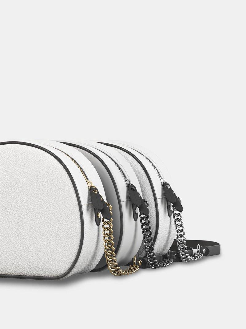 Dettagli borse rotonde personalizzate