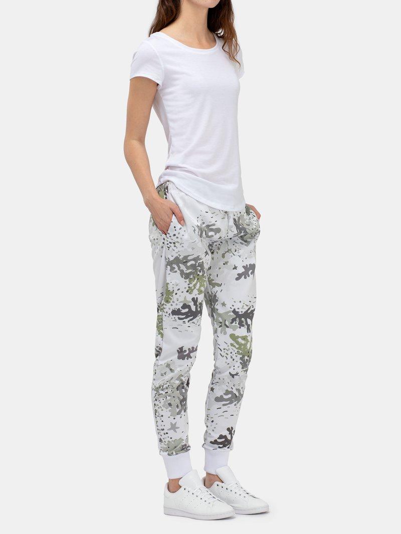 Pantalon de jogging avec design coloré