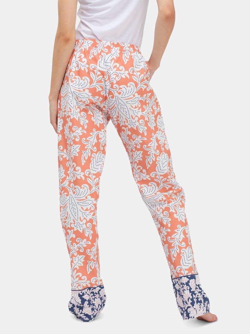 pyjamahose damen selbst gestalten