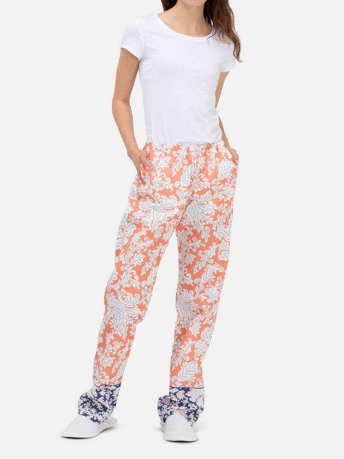 Impression sur pyjama pour femme