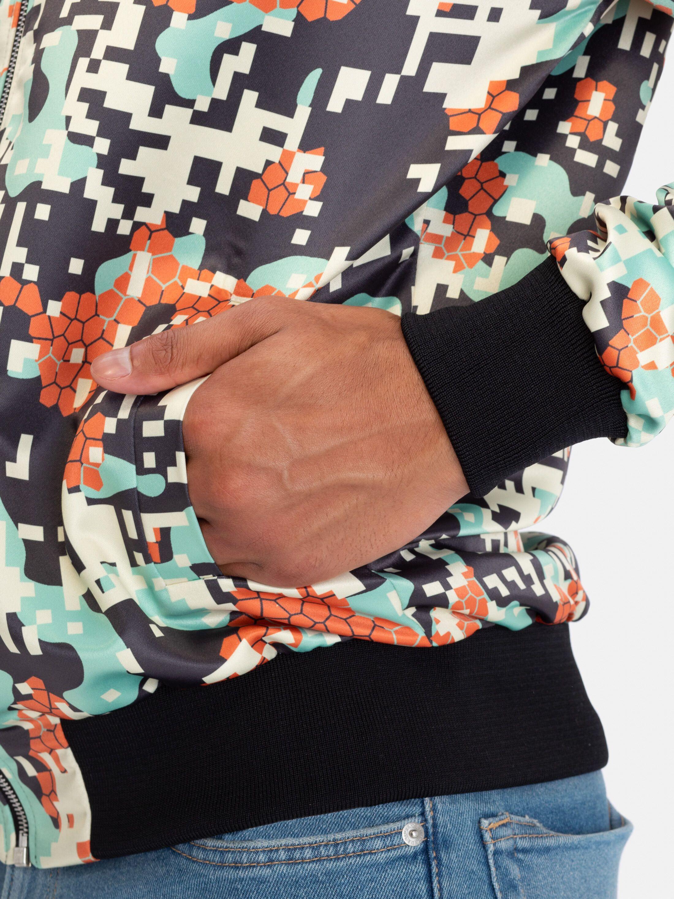 diseña chaquetas online personalizadas detalle cremallera