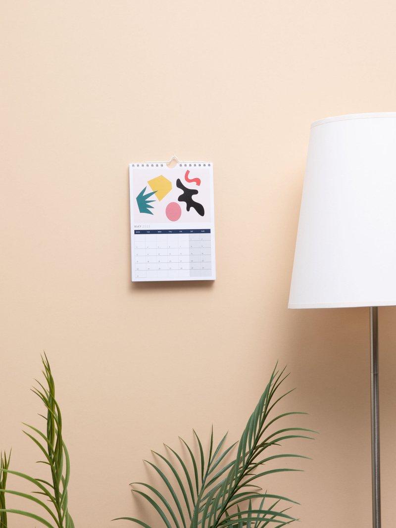 custom printed Calendar 2022