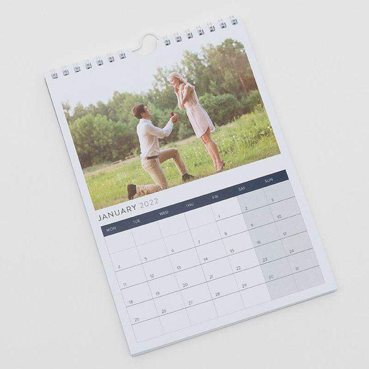 A5 Photo Calendar