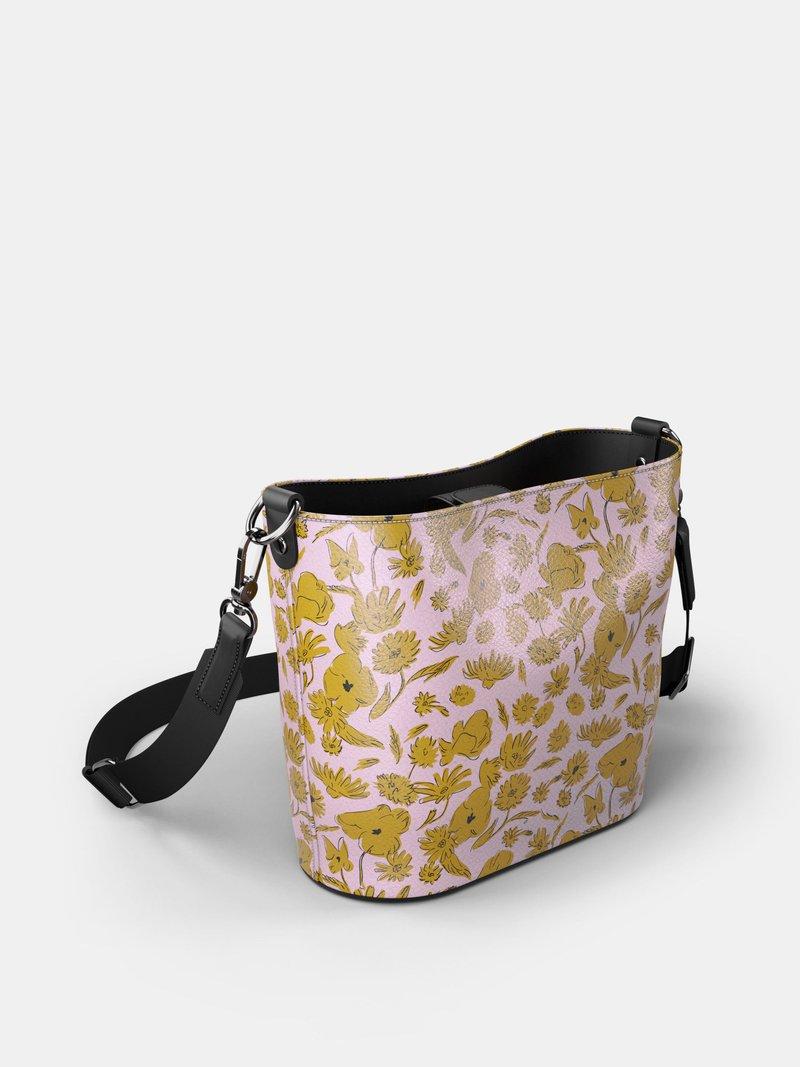 design your own shoulder bucket tote bag  UK