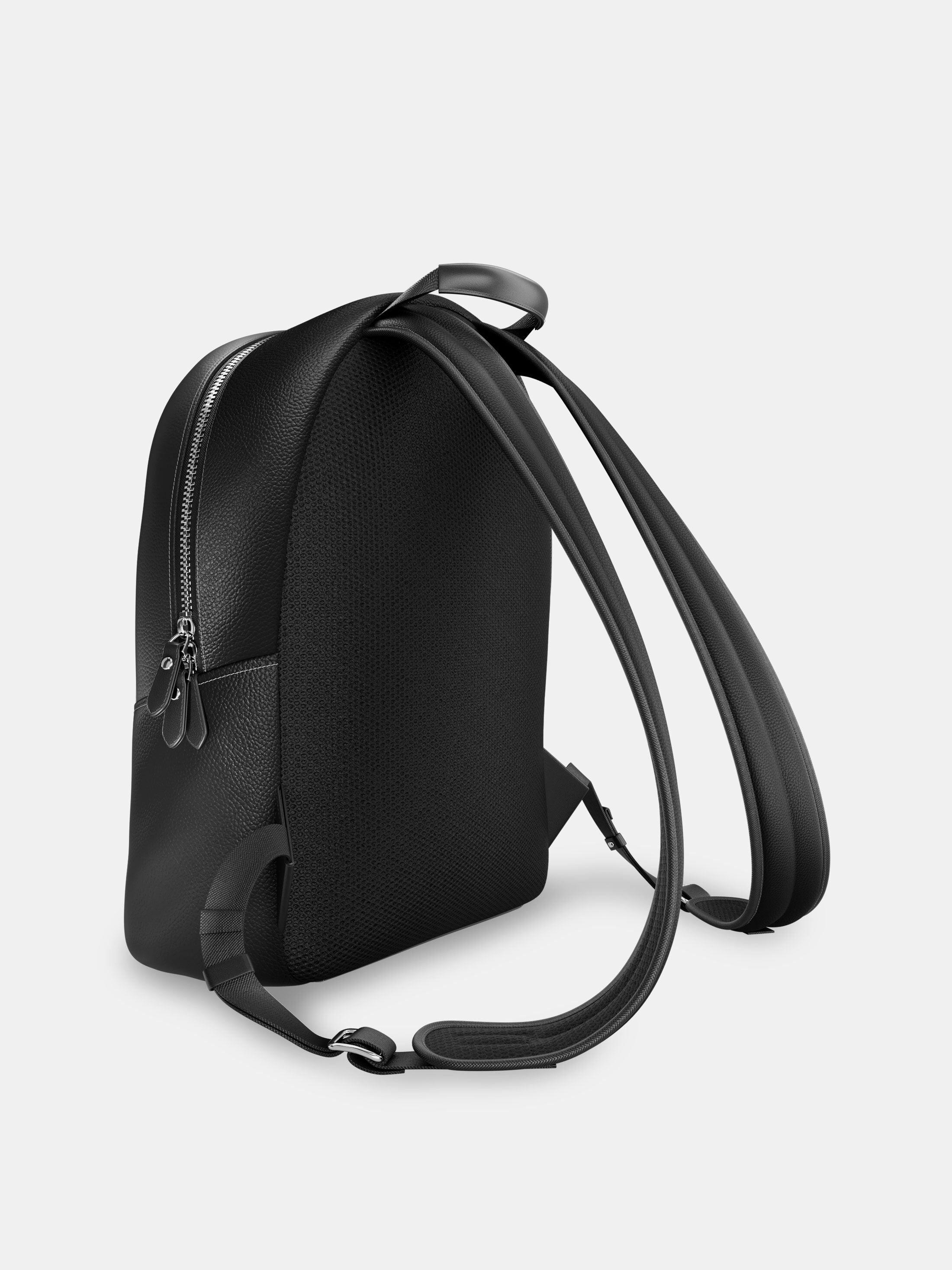 design custom leather backpack