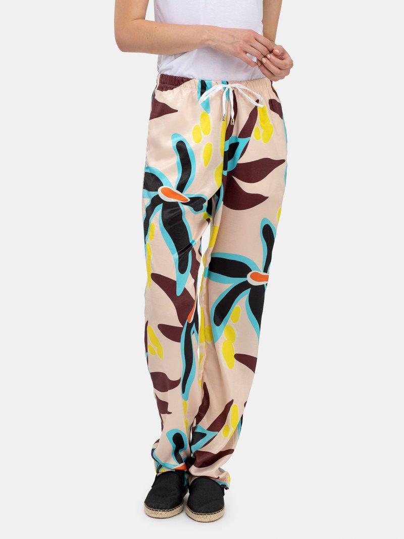 Bespoke Printed Trousers