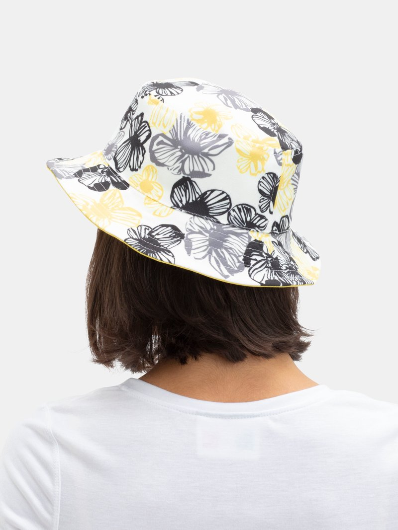 Bords du chapeau bob