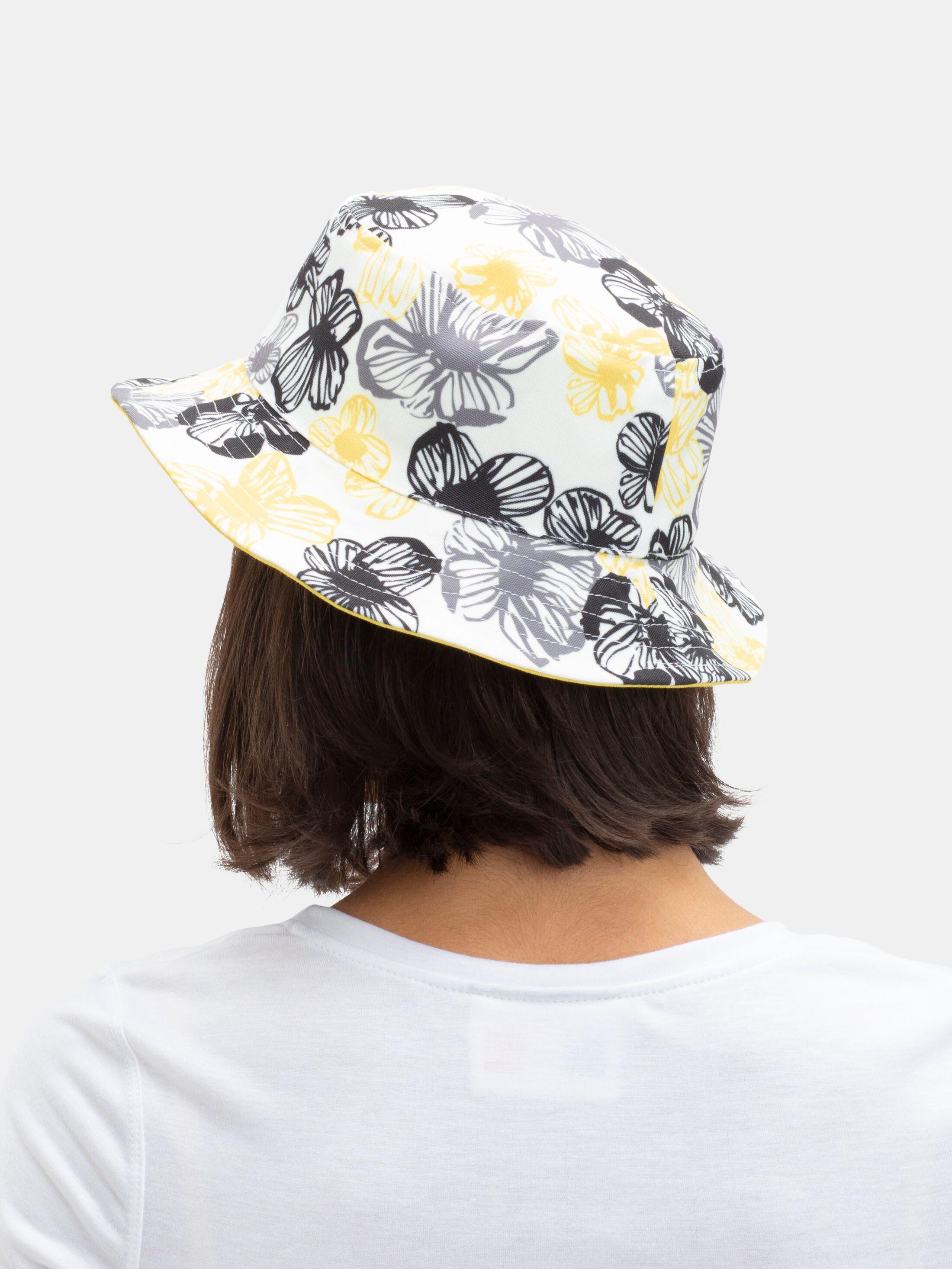 bucket hat custom design fabric options