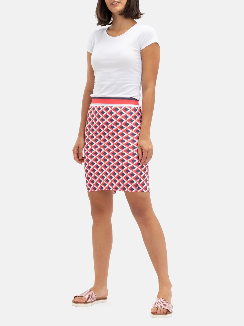 diseña tu falda de tubo