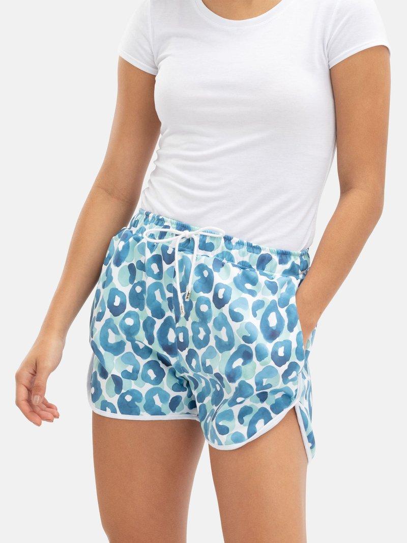 カスタムメイドの女性用 ランニングショートパンツ