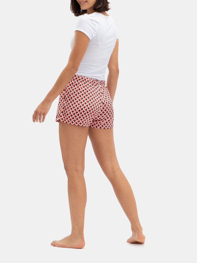 pantalon pijama personalizado corto seda