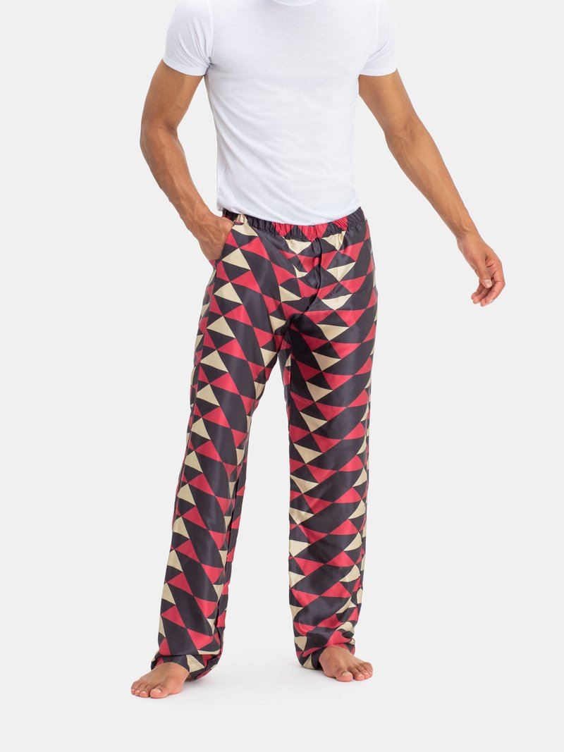 Custom Silk PJs