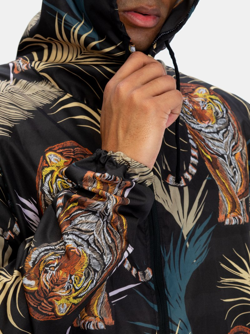 sleeve custom hazmat suit