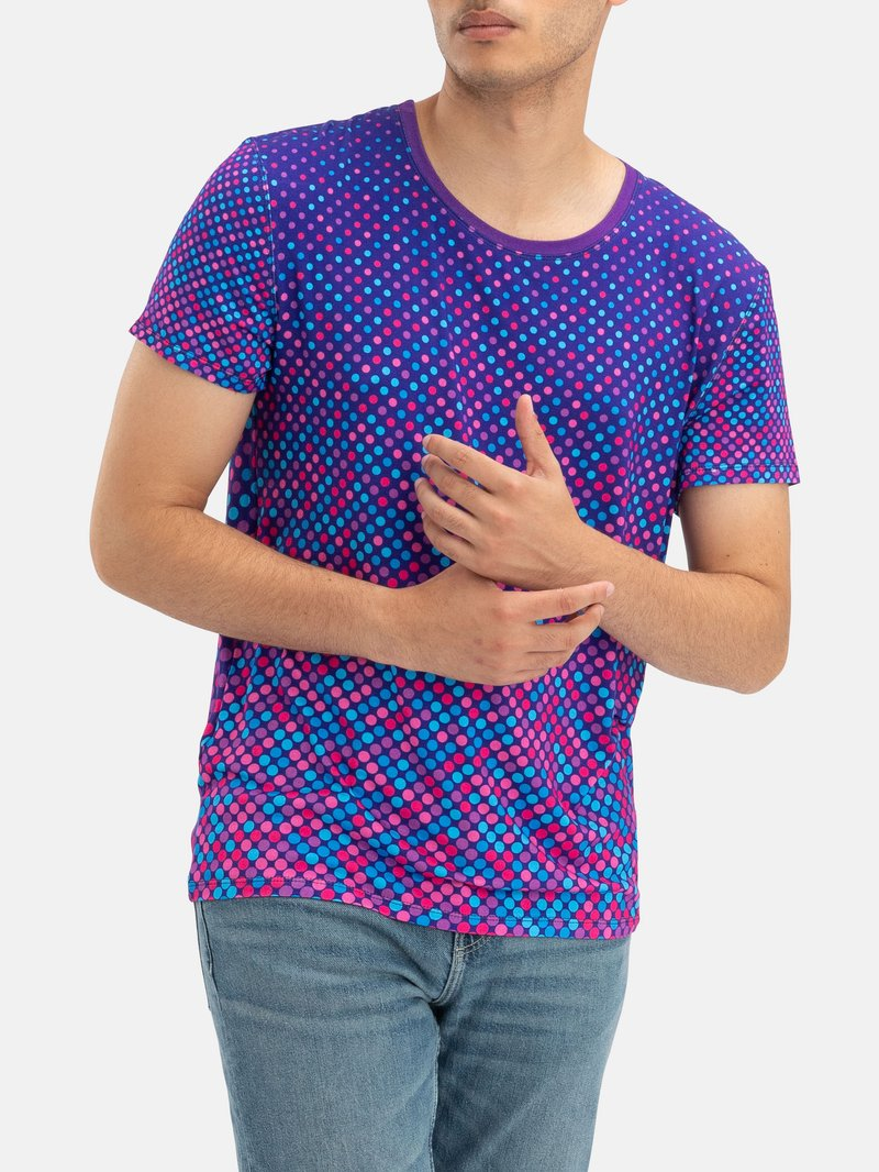 Men's Custom Premium Cotton T-Shirts with short sleeve