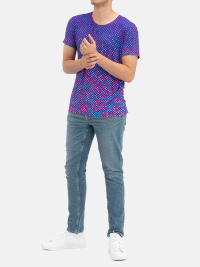 premium cotton t shirt custom printed