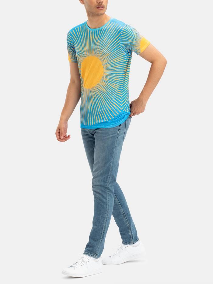 Magliette Slim-Fit da Uomo Personalizzate