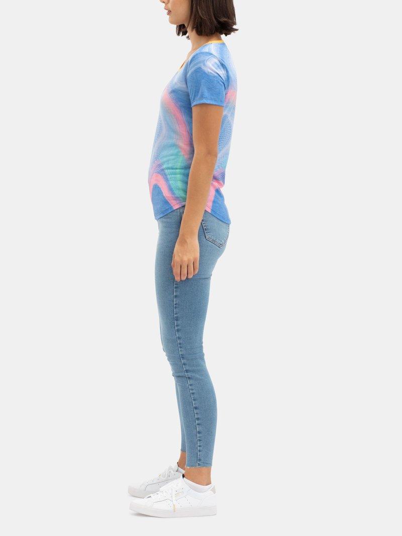 custom printed supima cotton t shirt