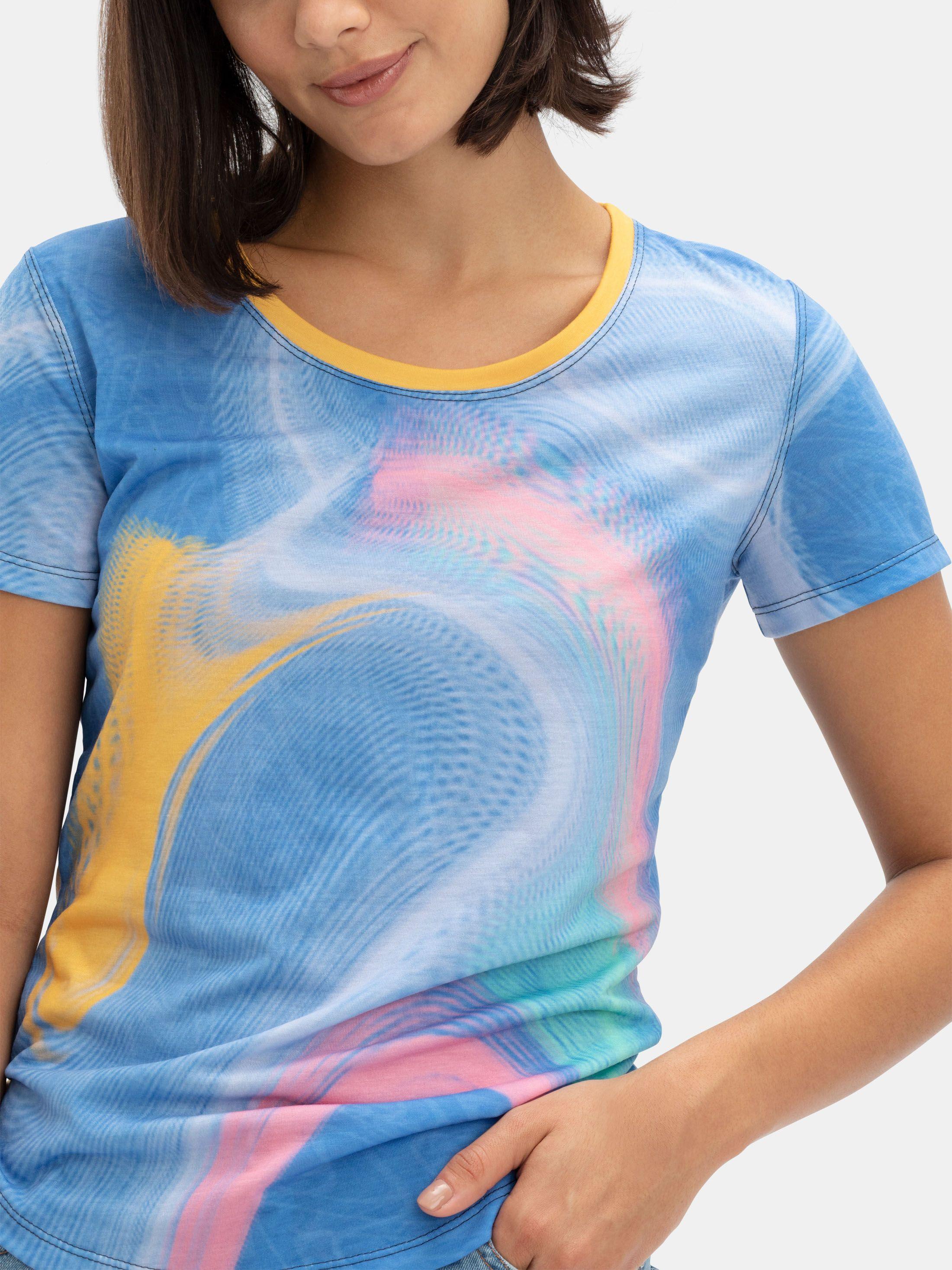 custom cotton t shirt printing