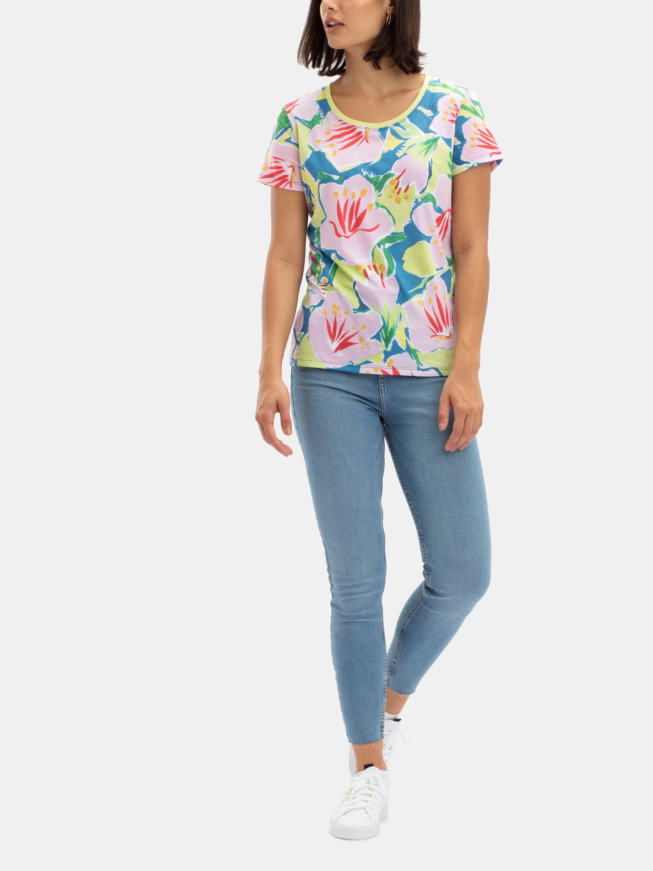 Women's Basic Custom Cotton T-Shirt