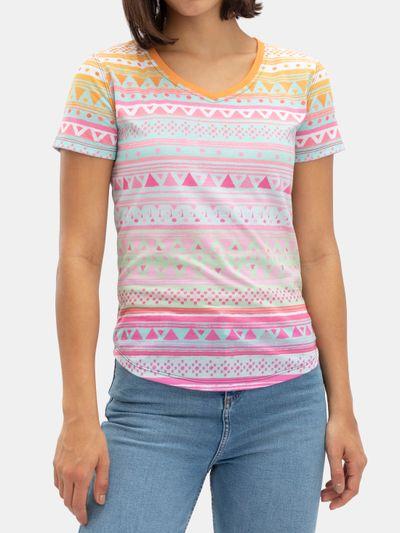 Women's Sustainable T-Shirt Printing