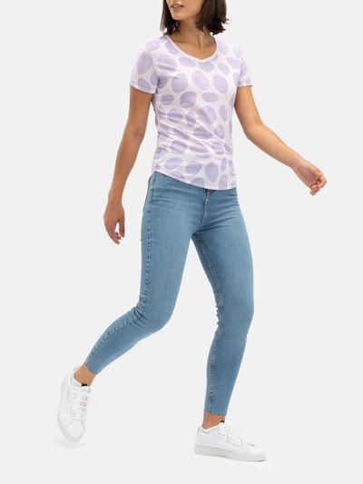 Custom T Shirts Women's V-Neck