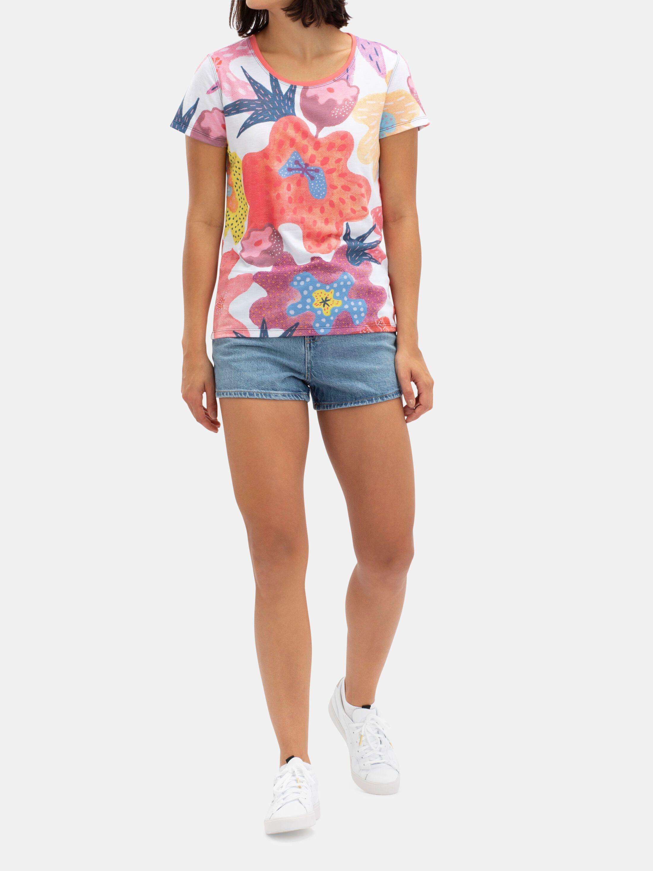 Design your own women's custom regular fit t-shirt