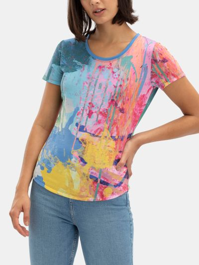 slim fit t shirt bedrucken