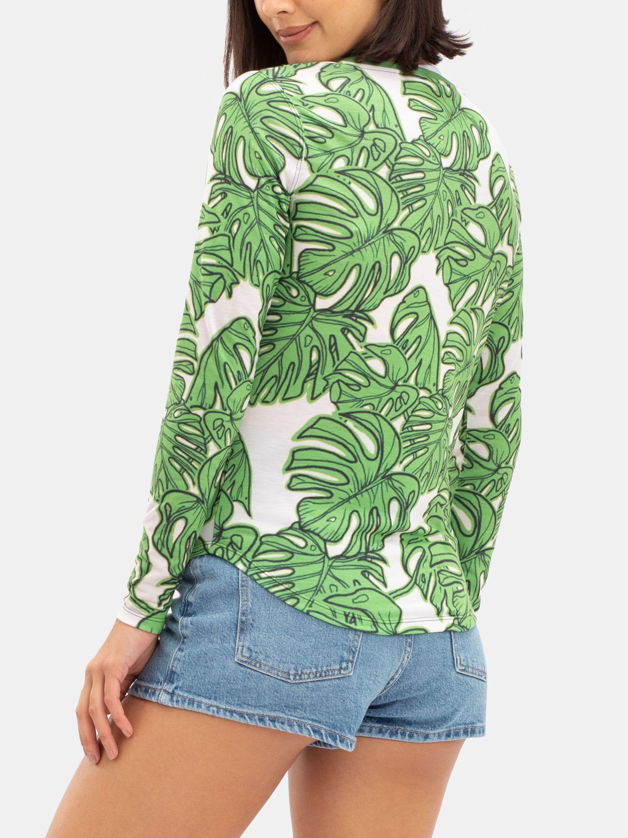 Women's Personalised Long Sleeve T-Shirt