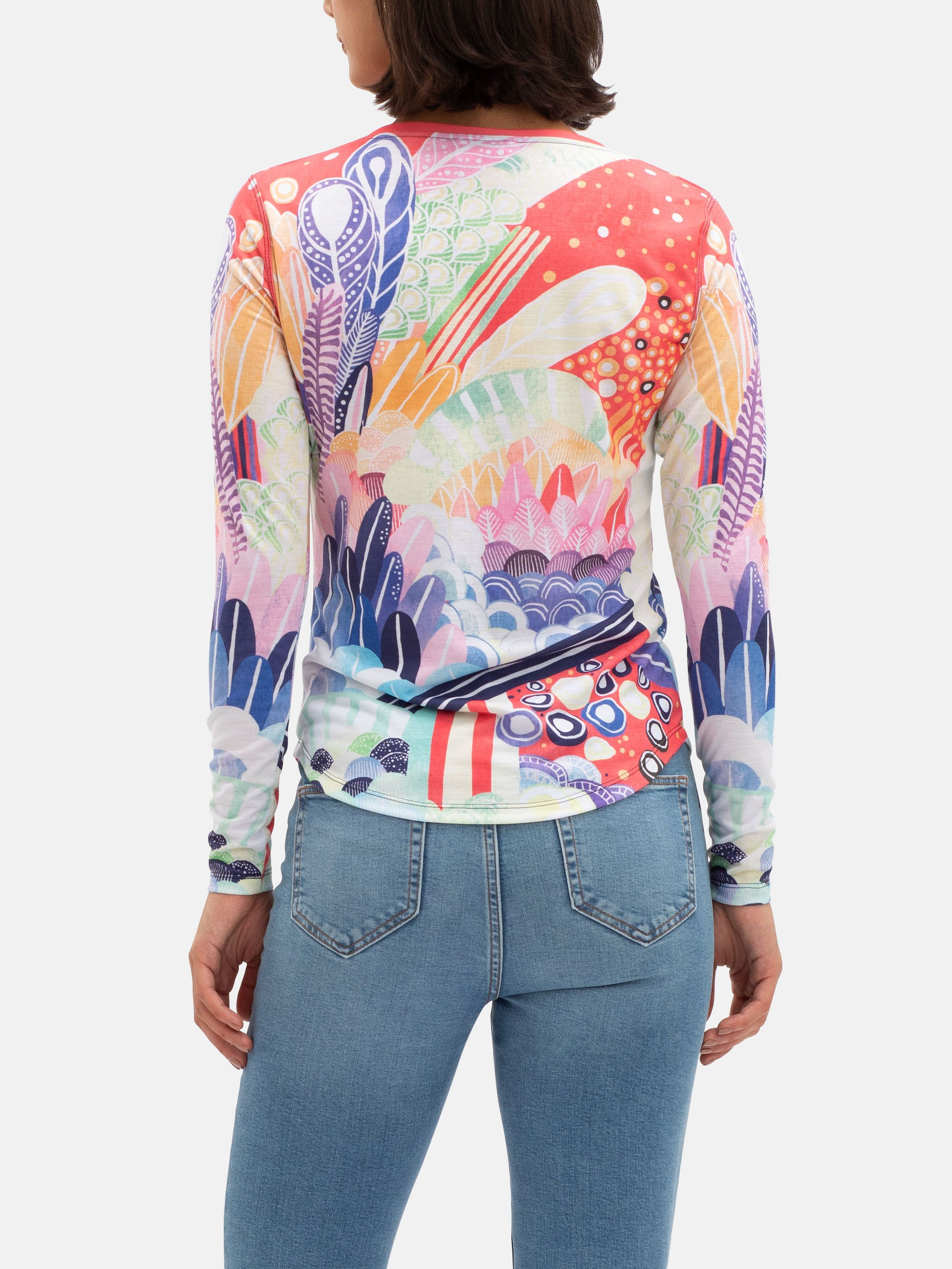 Custom Slim Fit Long Sleeve T-Shirt
