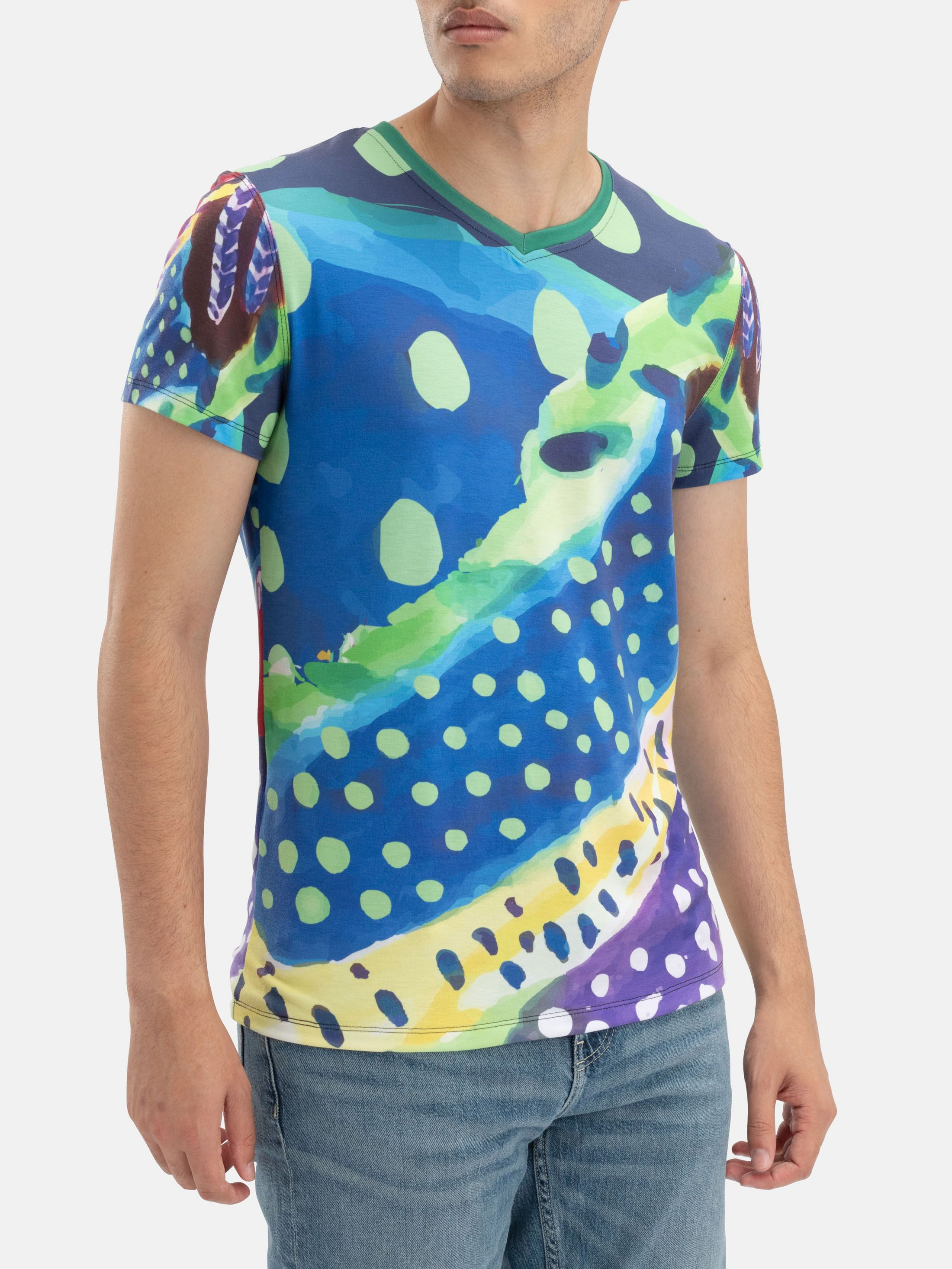 Men's Eco-Friendly T-Shirt Printing