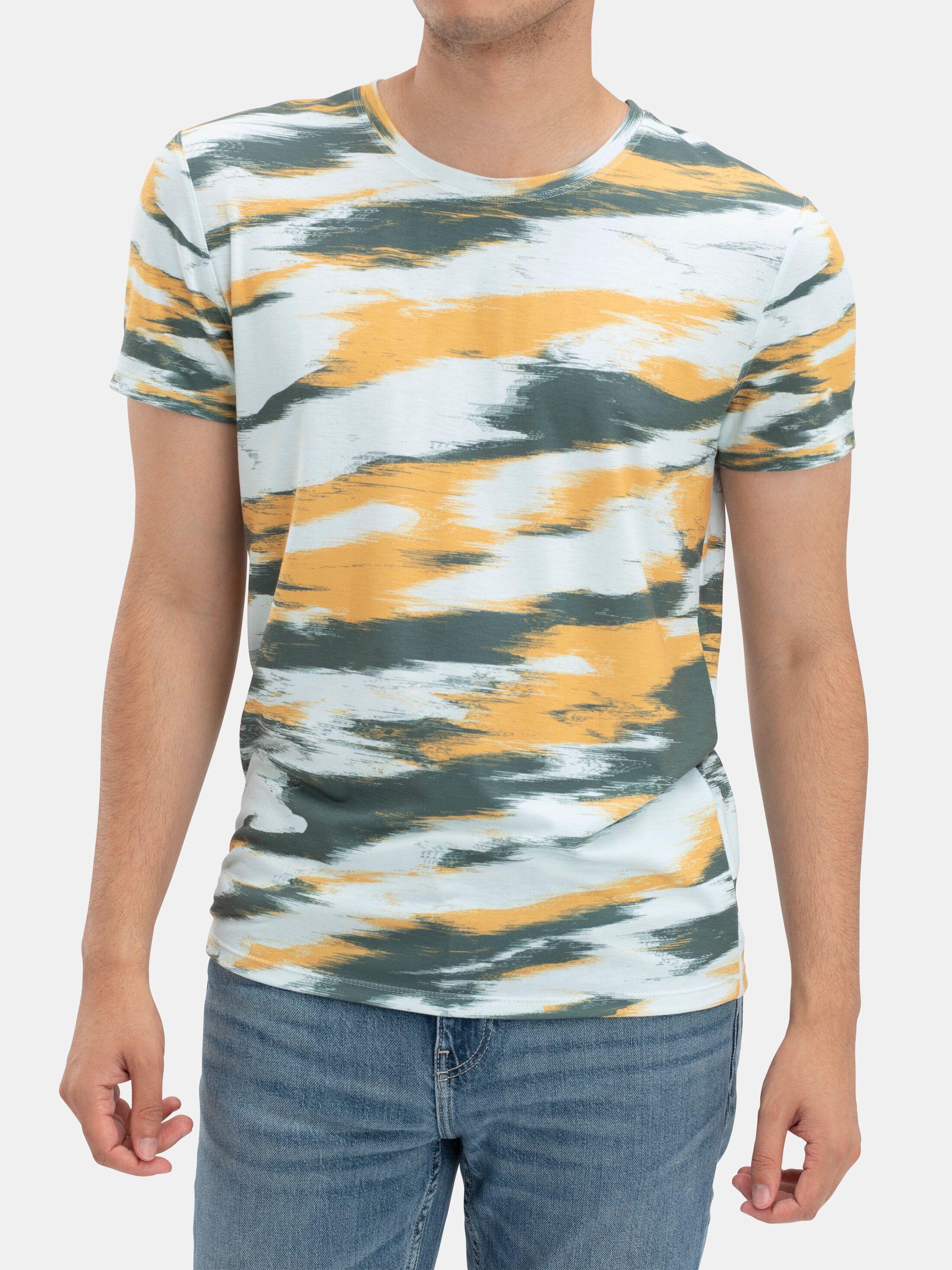 Men's Custom Regular Fit T-Shirt with label